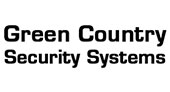 Green Country Security Systems logo