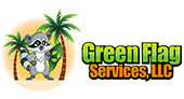 Green Flag Services logo
