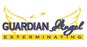 Guardian Angel Exterminating logo