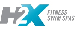 H2X Swim Spa logo