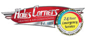 Hales Corners Heating & Air Conditioning logo