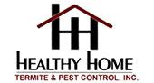 Healthy Home Termite & Pest Control logo