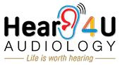 Hear 4 U Audiology logo