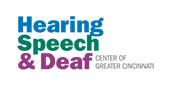 Hearing Speech & Deaf Center of Greater Cincinnati logo