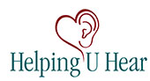 Helping U Hear logo