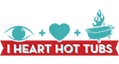 I Heart Hot Tubs logo