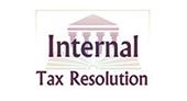 Internal Tax Resolution of Cincinnati logo