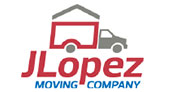 J Lopez Moving logo