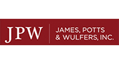 James, Potts & Wulfers Inc. logo