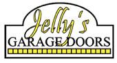 Jelly's Garage Doors logo