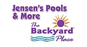 Jensen Pools logo