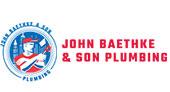 John Baethke & Son Plumbing logo