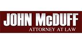 John McDuff, Attorney at Law logo