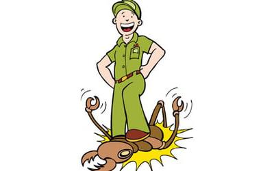 Kendall Pest Control logo