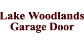 Lake Woodlands Garage Door logo