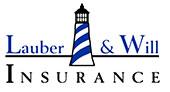 Lauber & Will Insurance logo