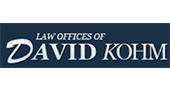 Law Offices of David Kohm logo