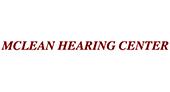 McLean Hearing Center logo