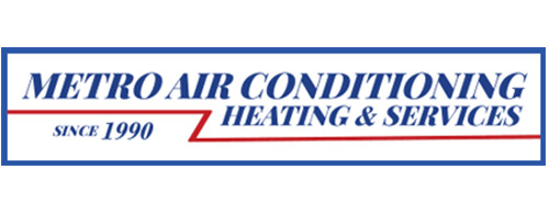 Metro Air Conditioning Heating & Services logo