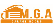 MGA Garage Doors logo