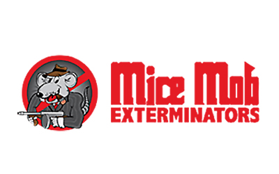 Mice Mob Exterminators logo