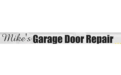 Mike's Garage Door Repair logo