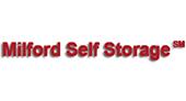 Milford Self Storage logo