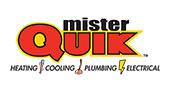 Mister Quik Home Services Plumbing logo