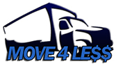 Move 4 Less Knoxville logo