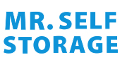Mr. Self Storage logo
