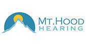 Mt. Hood Hearing logo