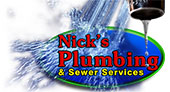 Nick's Plumbing & Sewer Services logo
