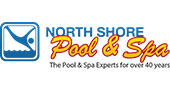 North Shore Pool & Spa logo