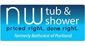 NW Tub & Shower logo