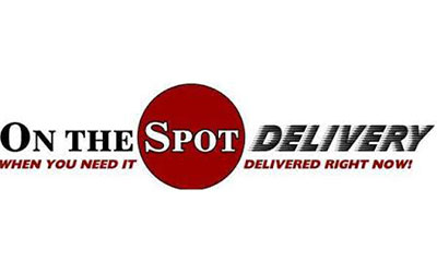On the Spot Delivery logo
