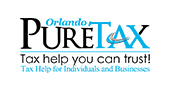 Orlando Pure Tax logo