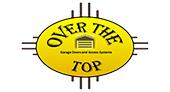 Over the Top Garage Doors logo