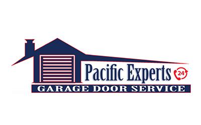 Pacific Experts Garage Doors logo