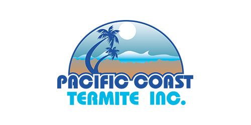Pacific Coast Termite logo