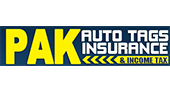 Pak Auto Tag logo