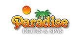 Paradise Decks & Spas logo