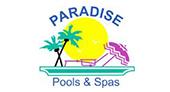 Paradise Pools & Spas logo