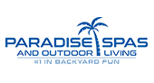 Paradise Spas logo