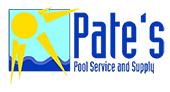 Pate's Pool Service logo