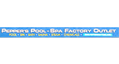Peppers Pool and Spa logo