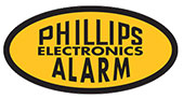 Phillips Electronics Alarm logo