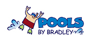 Pools by Bradley logo