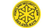 Portland Security Alarm logo
