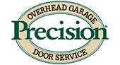Precision Garage Doors of Austin logo