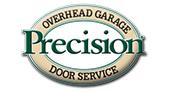 Precision Overhead Door of Milwaukee logo
